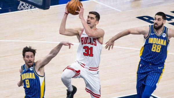 Tomas Satoransky Chicago Bulls