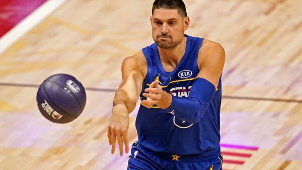 Nikola Vucevic Magic