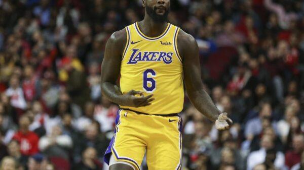 Lance Stephenson Lakers