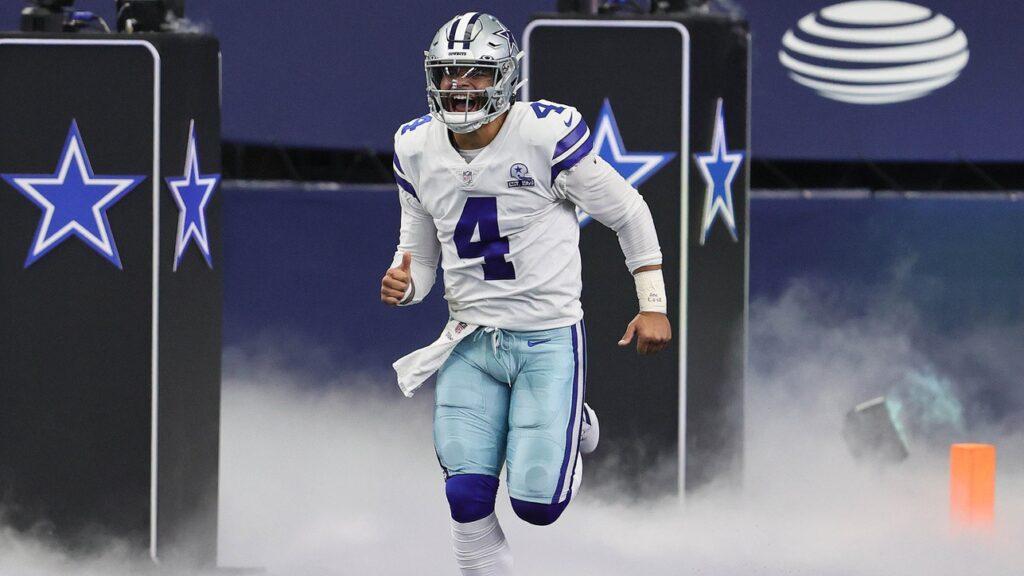Dak Prescott Dallas Cowboys