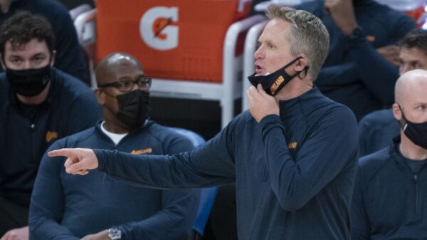 Steve Kerr Warriors