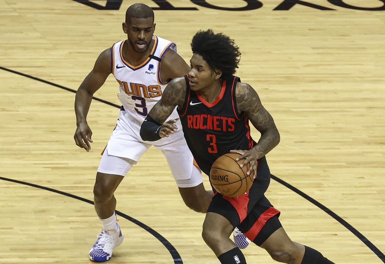 Kevin Porter Jr. Houston Rockets