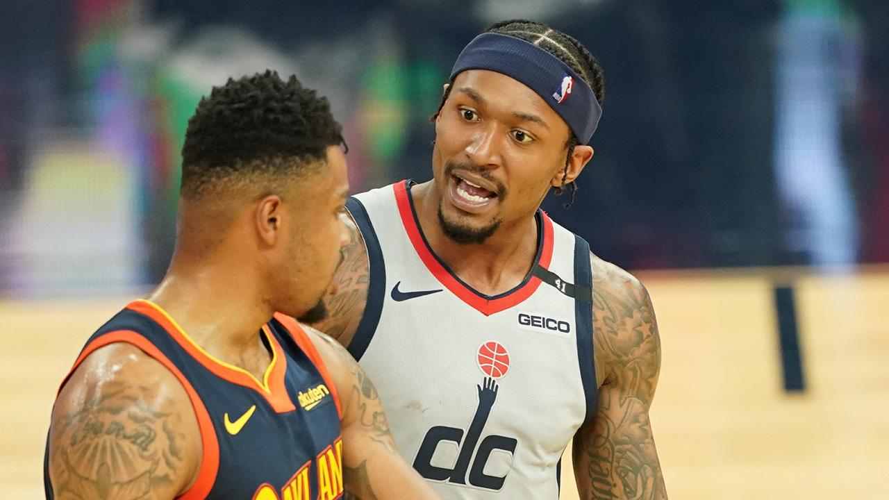 Bradley Beal and Kent Bazemore