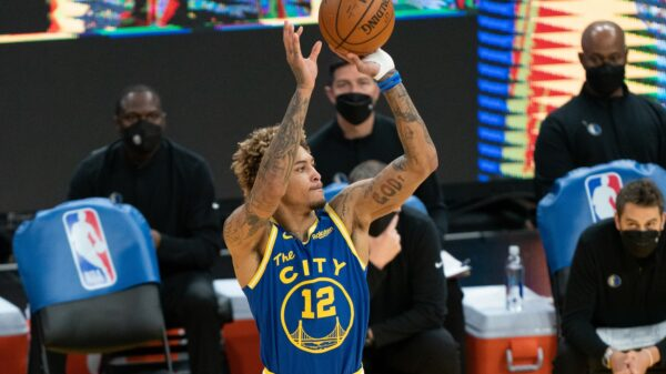 Kelly Oubre Warriors
