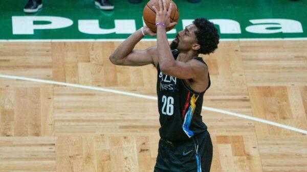 Spencer Dinwiddie Nets