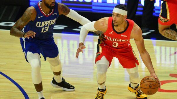Josh Hart Pelicans