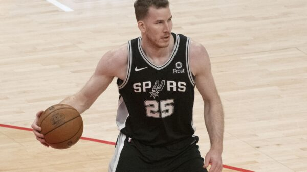 Jakob Poeltl Spurs