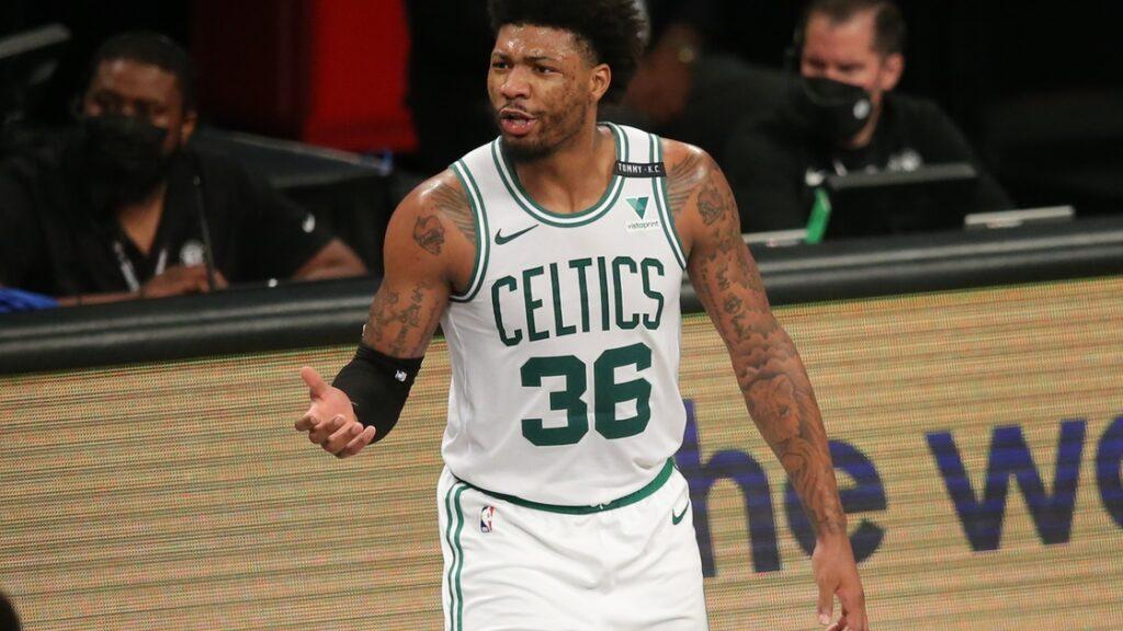 Marcus Smart Celtics