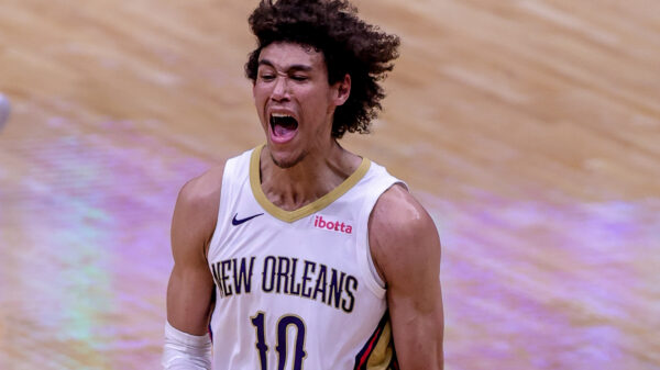 Jaxson Hayes New Orleans Pelicans