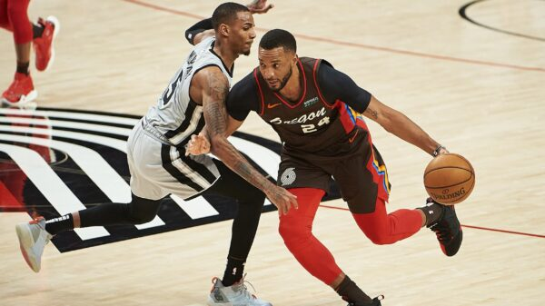 Norman Powell and Dejounte Murray