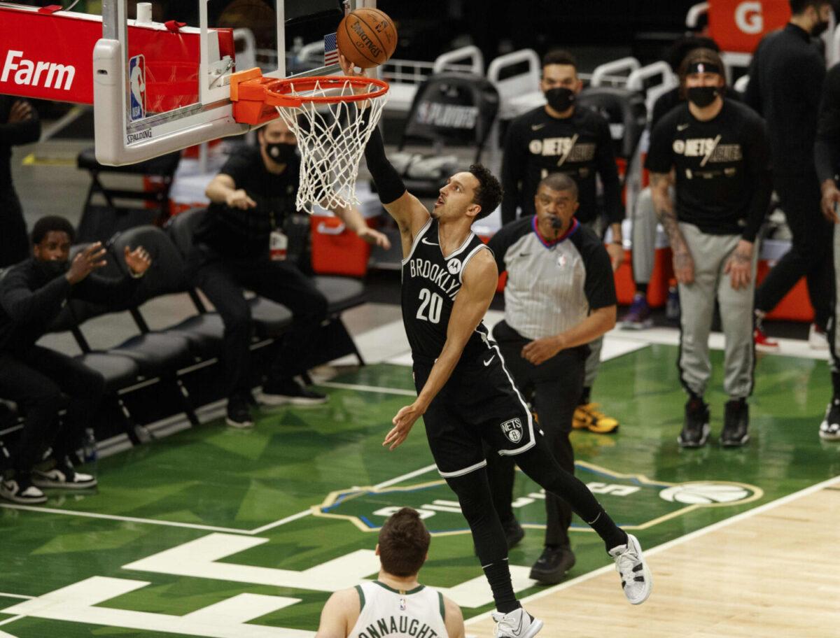 Landry Shamet Brooklyn Nets