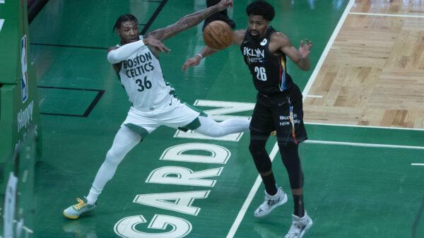 Spencer Dinwiddie Boston Celtics