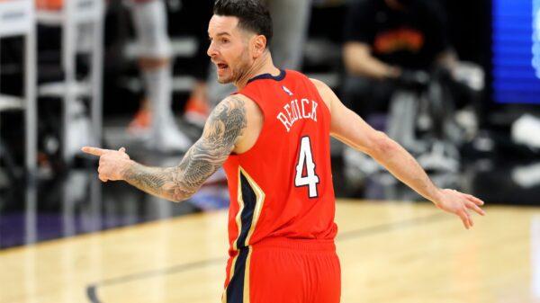 J.J. Redick New Orleans Pelicans