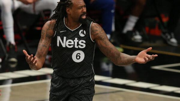 DeAndre Jordan Nets