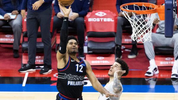 Tobias Harris Philadelphia 76ers