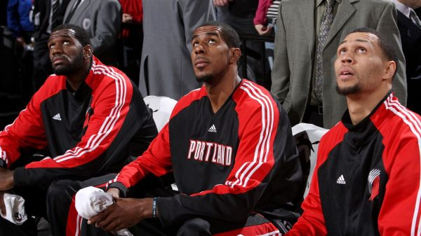 Brandon Roy and Greg Oden