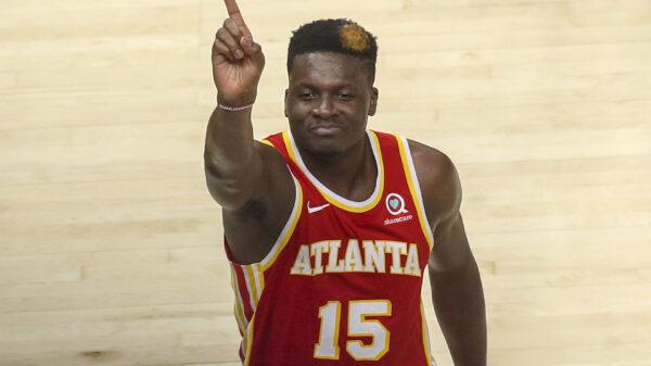 Clint Capela Hawks
